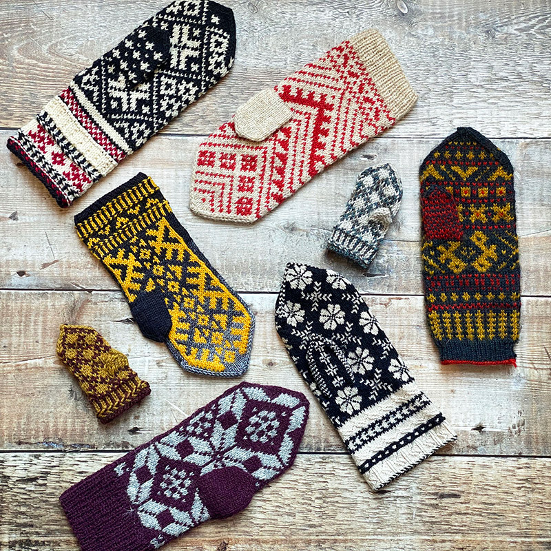 Aleks-Byrd-Estonian-Mitten-Workshop-Samples-Barcelona-Knits-web-square